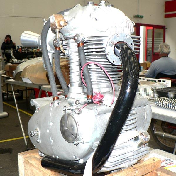Moteur 350cc Usine