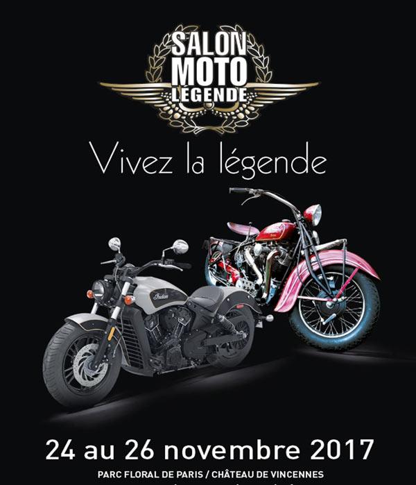 Salon Moto Légende 2017